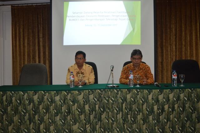 Kerja Sama dengan Lembaga Ilmu Pengetahuan Indonesia (LIPI)  Pusat Pengembangan TTG Subang Jawa Barat