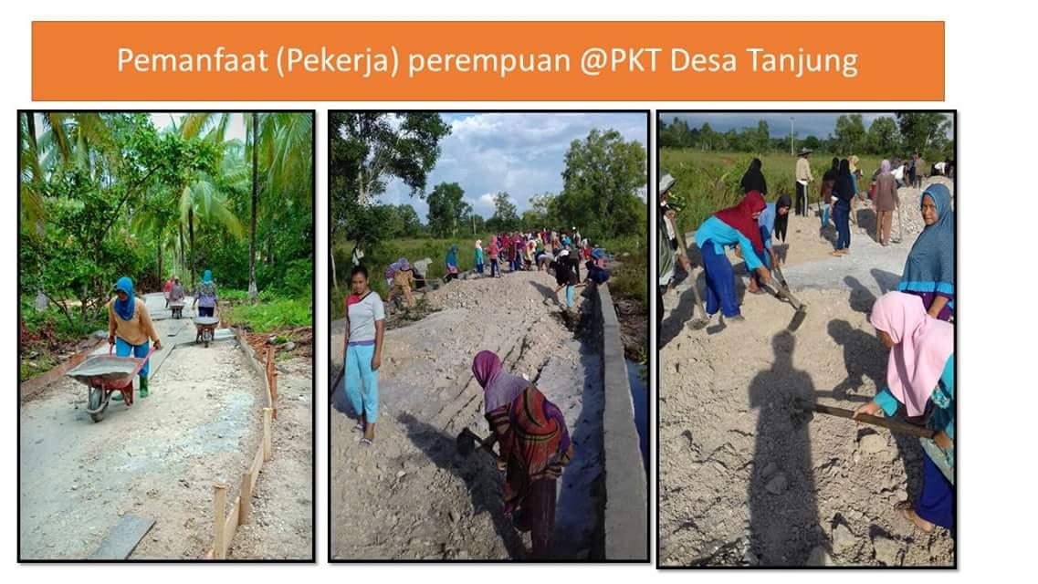 Juli 2018, Program PKTD Serap 3.700 Tenaga Kerja