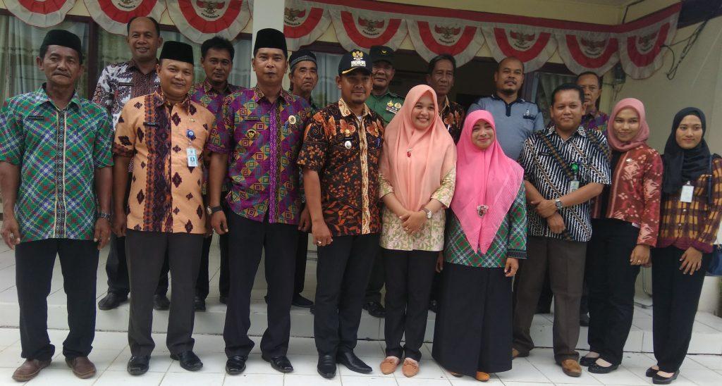 Pelaksanaan Lomba Desa Tingkat Kabupaten Natuna Tahun 2018