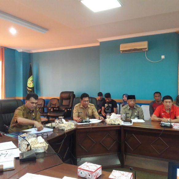 Rapat Koordinasi (Rakor) Pembinaan Pemerintahan Desa Tahun 2017