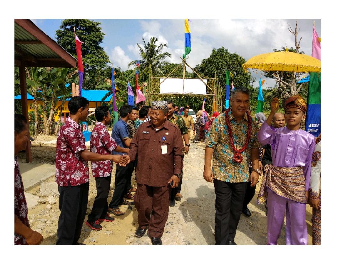 """""""Desa Payak Duta Natuna 2018"""""""