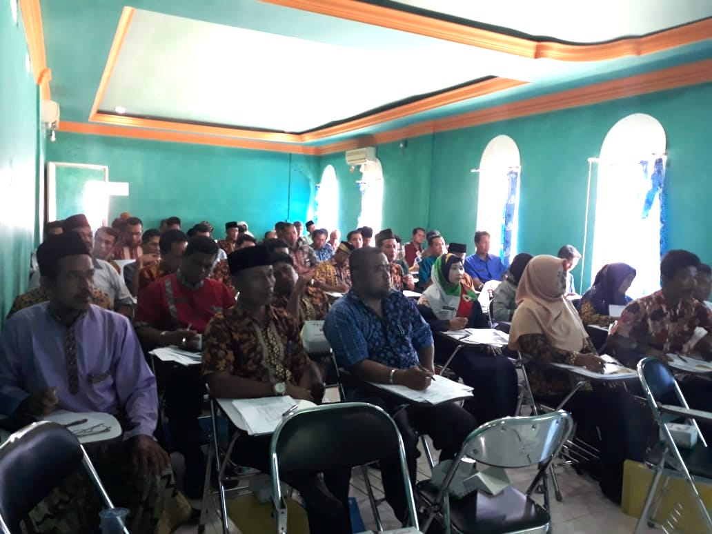 Gallery Kegiatan Pelatihan Aparatur Pemerintahan Desa bidang Manajemen Pemerintahan Desa